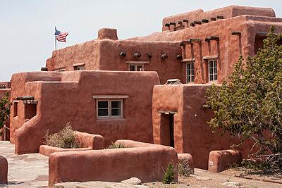 Painted Desert Inn - p1691m2288619 by Roberto Berdini Bokeh
