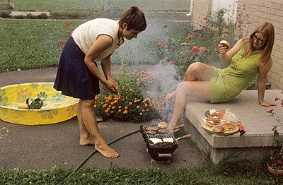 Barbecue - p236m778525 by tranquillium