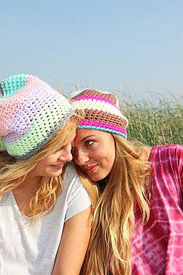 Beste Freundinnen - p0452953 von Jasmin Sander