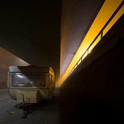 Caravan - p676m954044 by Rupert Warren