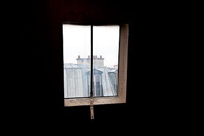 Attic window - p7560037 by Bénédicte Lassalle