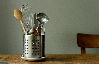 Küchenutensilien - p1080073 von Thomas Kummerow