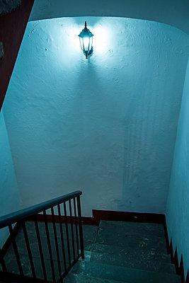 Stairwell - p1170m1574367 by Bjanka Kadic