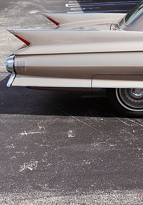 Old Cadillac - p045m826051 by Jasmin Sander