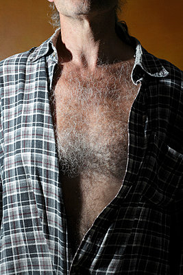 Hairy chest - p265m951202 by Oote Boe