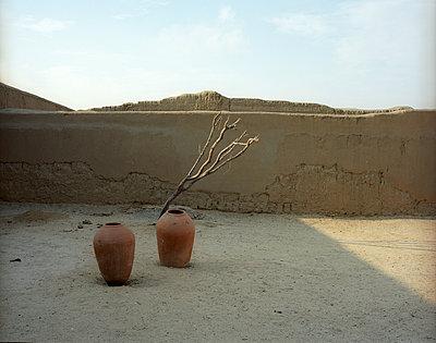 Zwei Vasen - p945m1214547 von aurelia frey