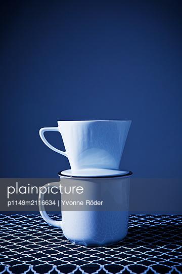Filter coffee - p1149m2116634 by Yvonne Röder