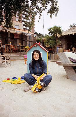 Kindheits-Erinnerung - p0450362 von Jasmin Sander