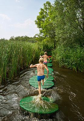 Summer in friesland - p1132m931847 by Mischa Keijser