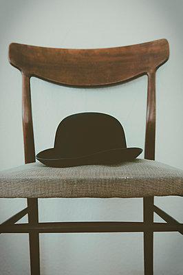 Still life hat - p970m1040420 by KATYA EVDOKIMOVA