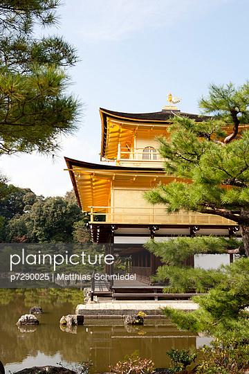 Goldener Tempel Kinkaku-ji - p7290025 von Matthias Schmiedel
