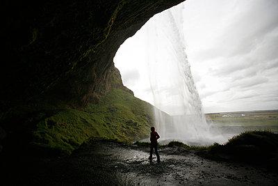 Seljalandfoss - p1028m794247 von Jean Marmeisse