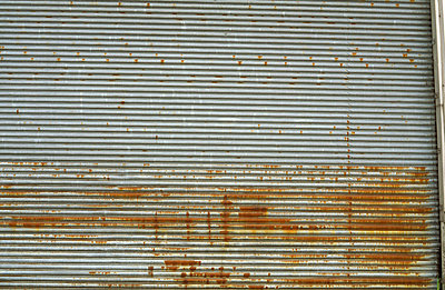 Garage door - p0190087 by Hartmut Gerbsch