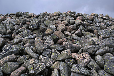Pile Of Stones - p847m888378 by Bildhuset