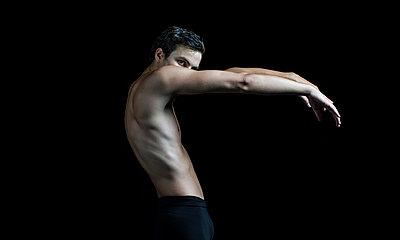 Dancer - p1139m924489 by Julien Benhamou