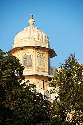 Gebäude in Udaipur - p1259m1109525 von J.-P. Westermann