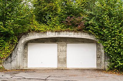 Double garage - p280m1111821 by victor s. brigola