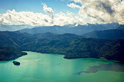 Bavarian lake; Germany - p728m815286 by Peter Nitsch