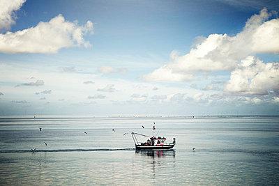 Fischkutter vor Sylt - p9430041 von Do-It-Studios