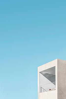 Teil eines modernen kanarischen Hauses - p1162m1516860 von Ralf Wilken