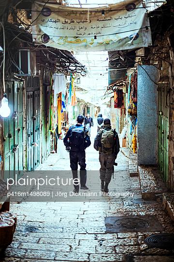 Jerusalem - p416m1498089 von Jörg Dickmann Photography
