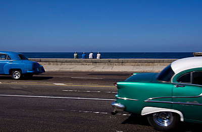 Küstenstraße Kuba - p162m731666 von Beate Bussenius