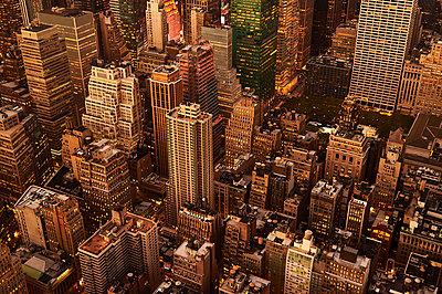 Overlooking Manhattan - p851m1048650 by Lohfink