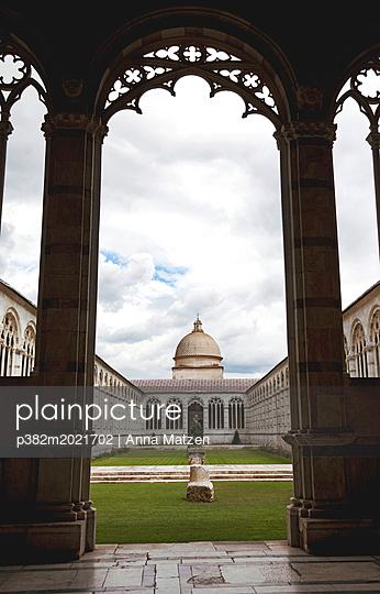 Camposanto in Pisa - p382m2021702 by Anna Matzen