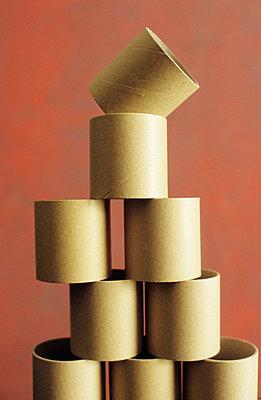 Papprollen - p3050101 von Dirk Morla
