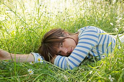 Sommer und Sonnenschein - p454m938085 von Lubitz + Dorner
