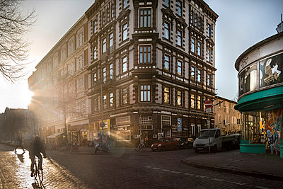 Schanzenviertel - p1222m2150128 von Jérome Gerull