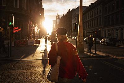 Pedestrians in Glasgow - p1477m2038888 by rainandsalt