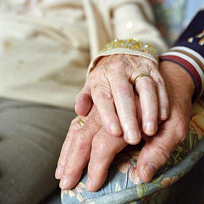 Elderly couple - p4060506 by clack