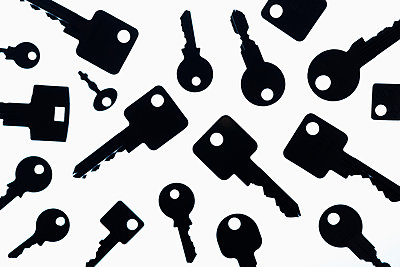 Keys - p1149m2263671 by Yvonne Röder
