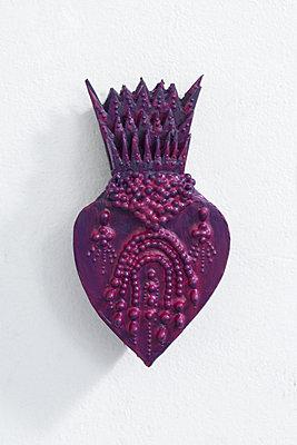 Sacrés Coeurs of Christine Destours - p1371m1423828 by virginie perocheau