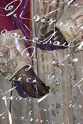 Figur mit Schrift - p4510579 von Anja Weber-Decker