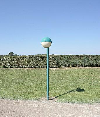 Street lamp - p9111526 by Gaëtan Rossier