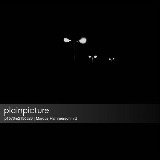 Nachtfahrt - p1578m2150526 von Marcus Hammerschmitt