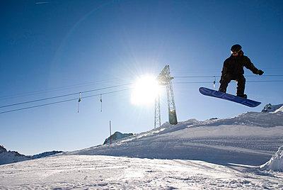 Skigebiet GarmischPartenkirchen - p0810498 von Alexander Keller