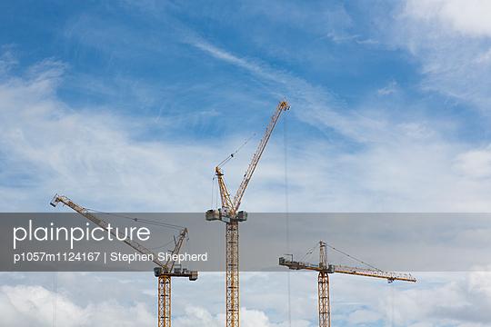 Baustelle - p1057m1124167 von Stephen Shepherd