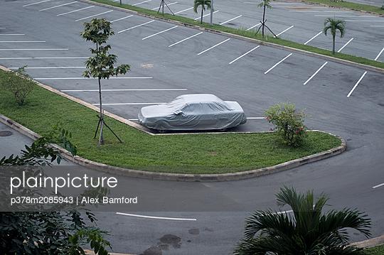 Where did,leave my car? - p378m2085943 by Alex Bamford