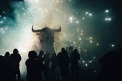 Feria Nacional de la Pirotecnia - p1205m1117515 von Florian Rainer