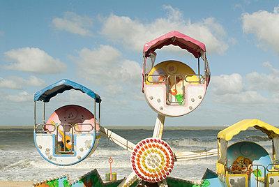 Kleines Rad am Strand - p2230280 von Thomas Callsen