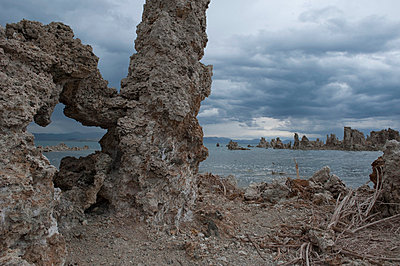 Mono Lake, Eastern Sierra, California, United States of America, North America - p871m731930 by Antonio Busiello