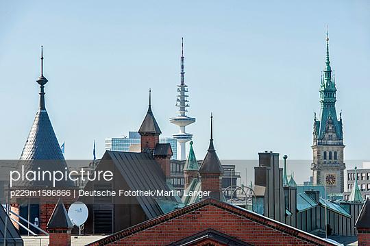 Hamburg - p229m1586866 von Martin Langer