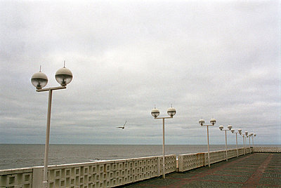 Boardwalk Westerland - p2680006 by Andrea Völkel