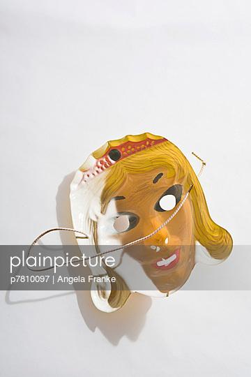 Prinzessinnenmaske - p7810097 von Angela Franke