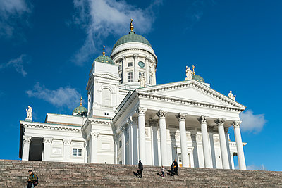 Helsinki Cathedral - p1332m1572958 by Tamboly