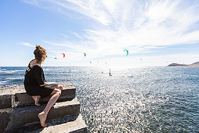 Sommerurlaub - p713m2215864 von Florian Kresse