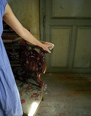 Warten für die Ewigkeit - p9450037 von aurelia frey